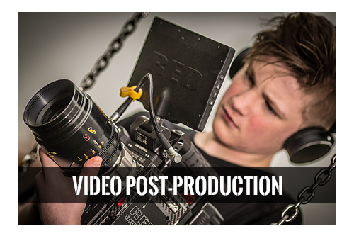 VIDEO POSTPRODUCTION SERVICES
