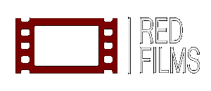 REDFILMS  VIDEO PRODUCTION LOGO